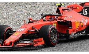 Vettel őrültsége ellenére Leclerc behúzta a Ferrari hazai versenyét – videó