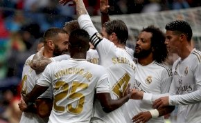 Már három góllal is vezetett a Real Madrid, de majdnem megégett – videó