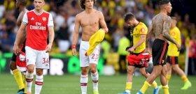 Az Arsenal olyan rekordot állított fel, amelyre nem lehet büszke