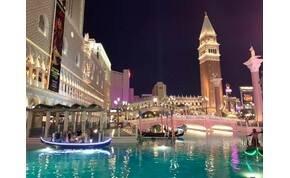 Zsolt utazása: Las Vegas-t éjjel is látni kell – galéria