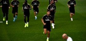 Kiakadtak a szurkolók a Real Madrid edzésvideóján