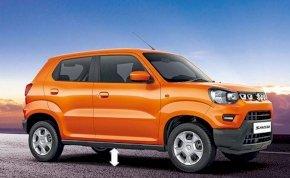 S-Presso néven jön az új, olcsó Suzuki
