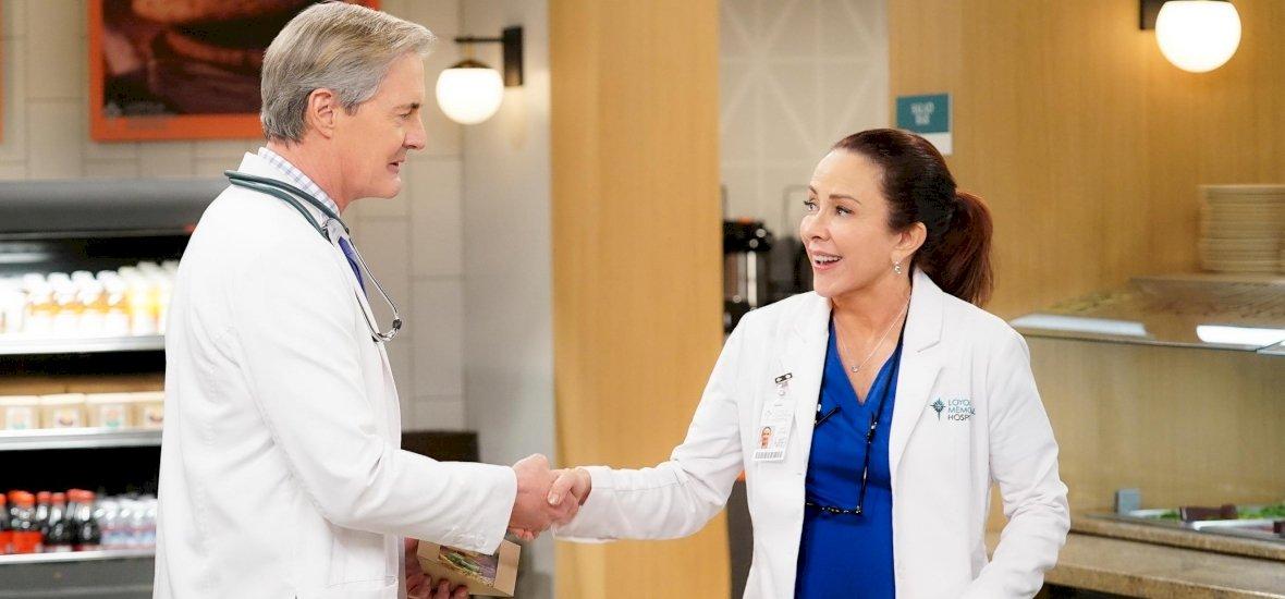 Új orvosos komédia érkezett: Carol's Second Act