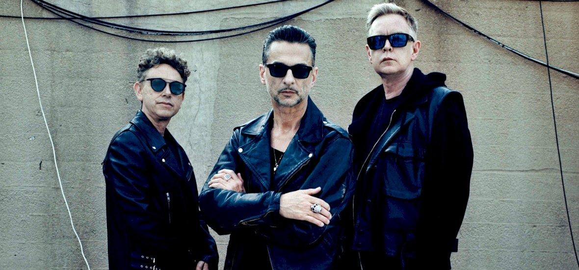Novemberben érkezik a Depeche Mode dokumentumfilmje