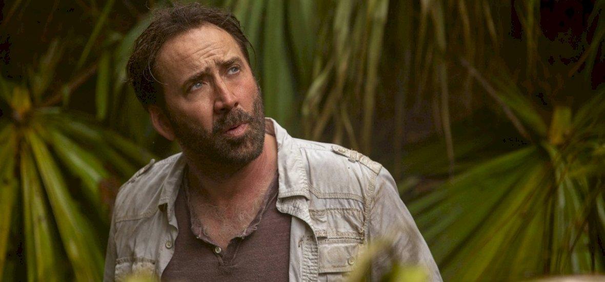 Nicolas Cage ismét bevállalt egy béna filmet: Primal előzetes