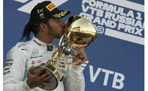 Vettel kiesése miatt nem tudott nyerni Leclerc, Hamilton köszönte szépen – galéria