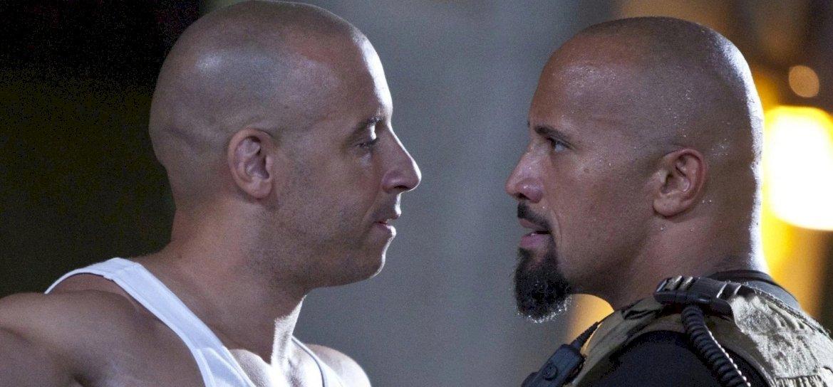 Dwayne Johnson békejobbot nyújtott Vin Dieselnek
