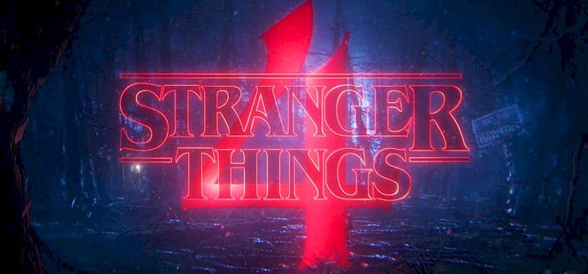 Bejelentették a Stranger Things 4. évadát