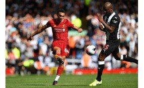 A Liverpool védője bekerült a Guinness-rekordok könyvébe