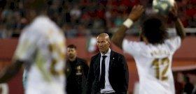 Zidane második Real Madrid-korszaka lesújtó képet mutat