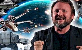 Rian Johnson máris reagált az új Star Wars előzetesre
