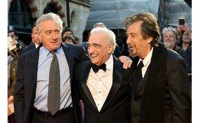 The Irishman: egy videó, amelyben Al Pacino és Robert De Niro szerepel