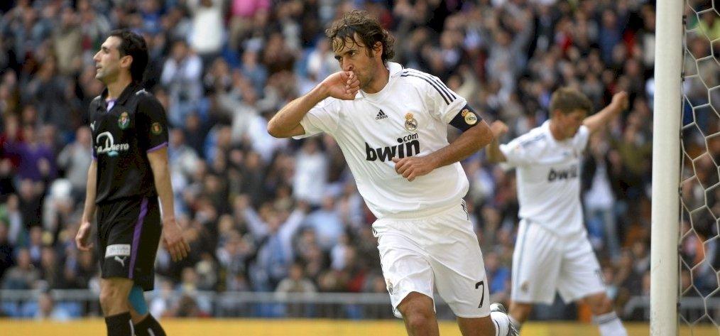 Huszonöt éve Raúl így mutatkozott be a Real Madridban