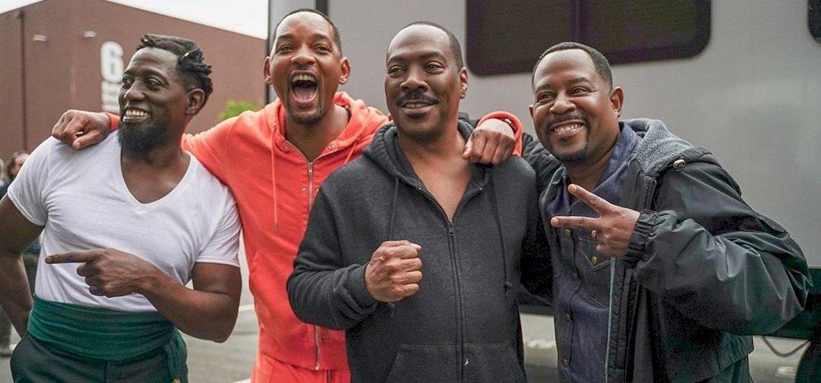 Eddie Murphy, Wesley Snipes, Will Smith és Martin Lawrence egy filmben?