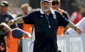 Vészjósló üzenetet tett közzé apjáról Diego Maradona lánya