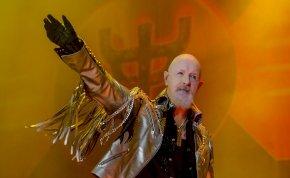 Jubileumi koncertet ad Budapesten a népszerű Judas Priest zenekar