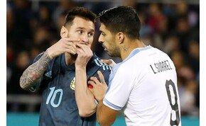 Messi megmutatta, hogy a földön fekve is képes cselezni – videó