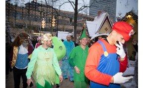 Disney-figuráknak öltöztek a Premier League csapat játékosai – mutatjuk