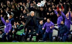 """""""Boldog vagyok, hogy kedvel"""" – valaki örül Mourinho érkezésének"""