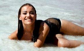 Meghalt a gyönyörű Bond-lány, Claudine Auger