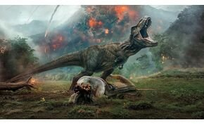 További három Jurassic World-film készülhet az új trilógia után