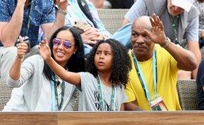 Serena Williamsnek tart bokszedzést Mike Tyson – videó