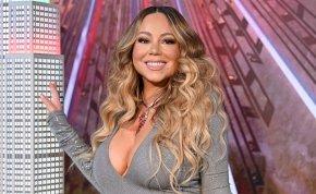 Mariah Carey új köntösbe bújtatta 25 éves karácsonyi gigaslágerét – videó