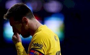 """""""Ő egy földönkívüli"""" – Lionel Messiről mesélt a korábbi csapattárs"""
