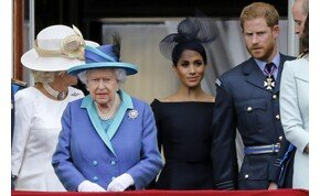 Irtó dühös lett a királynő Harry és Meghan bejelentése után