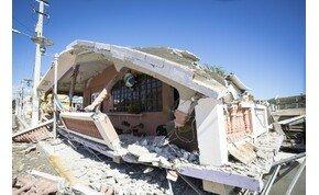 """Megrázó képek a földrengés sújtotta Puerto Ricóról, leomlott a híres """"sziklaablak"""""""