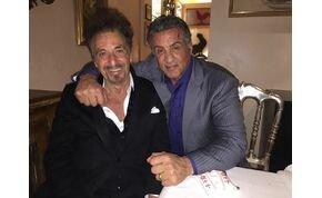 Sylvester Stallone, Al Pacino és Guy Fieri egy asztalnál?