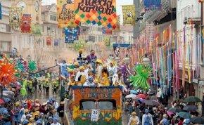 A világ harmadik leghíresebb karneválja épp egy köpésre tőled, itt a szomszédban
