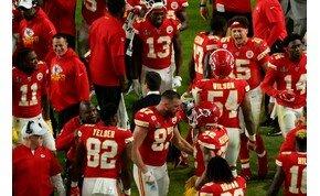 Super Bowl: óriási utolsó negyedes fordítással lett bajnok a Kansas City – videó
