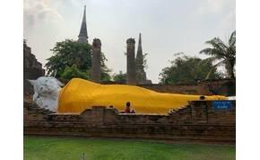 Zsolt utazása Thaiföld ősi fővárosába – galéria
