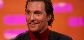 Matthew McConaughey megható üzenete ad erőt ebben a szörnyű időszakban – videó
