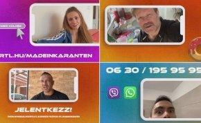 Jön az RTL Klub karanténos tehetségkutatója, amiben egymilliót nyerhetsz