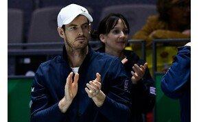 Federer még nem, ám Djokovic már teljesítette Murray kihívását – videók