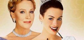 Anne Hathaway 16 év után ismét a Neveletlen hercegnő bőrébe bújt – kép