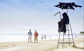 A halál rémisztgeti az embereket Florida partjainál