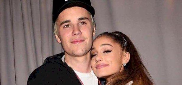 Tombol a szerelem Justin Bieber és Ariana Grande közös klipjében