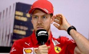 Hivatalos: szakít Sebastian Vettel és a Ferrari