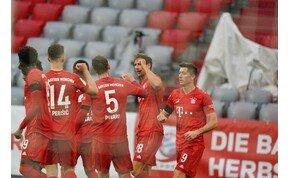 Kiütéses győzelemmel készült a Borussia Dortmund ellen a Bayern München – videó