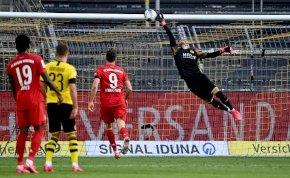 Csodagól döntött a Dortmund-Bayernen – videó