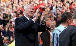 Sir Alex Ferguson legózik a karantén alatt