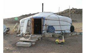 Ilyen az élet egy jurtában a Góbi sivatagban – galéria