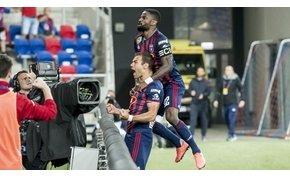Négy gól a Vidi-Újpesten, egy lépésre a Fradi a bajnoki címtől