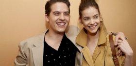 Két év boldogság: így ünnepelt Palvin Barbi és Dylan Sprouse