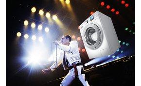 Ilyen se volt még: mosógéppel adják elő a Bohemian Rhapsodyt