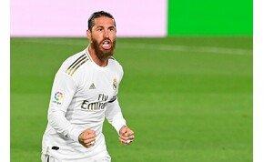 Egyre komolyabb a szájkarate: Piqué és Zidane után Ramos is megszólalt