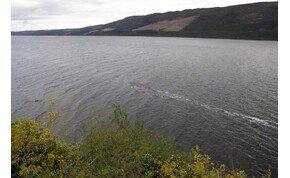 A Loch Ness-i szörny: megfejtették, hogy mi látható a legújabb képen